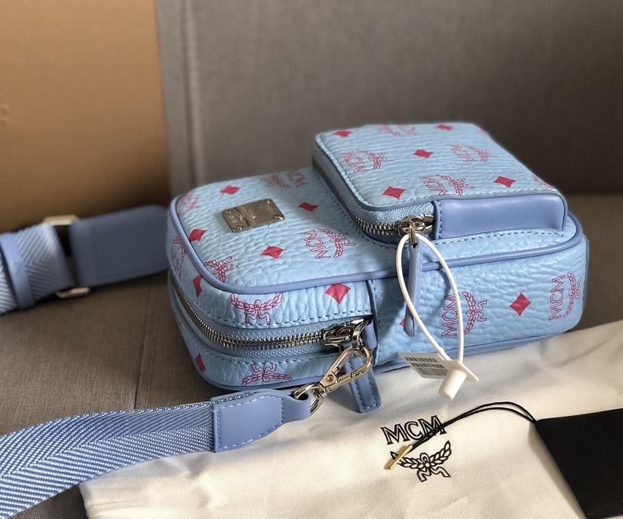 MCM AAA+ Crossbody Bags #422796 replica
