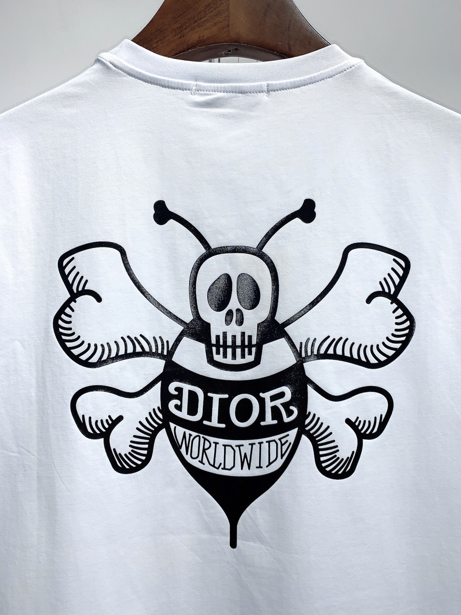 Dior T-shirts for men #423107 replica