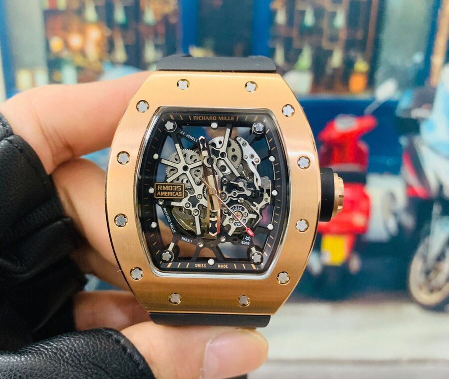 Richard Mille Watches for Richard Mille AAA+ Watches for men #423433 replica