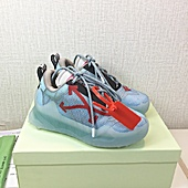 OFF WHITE shoes for men #422568