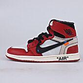 OFF-WHITE x Air Jordan OW AJ1 OW #423345