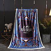 HERMES Woolen Blanket #424450