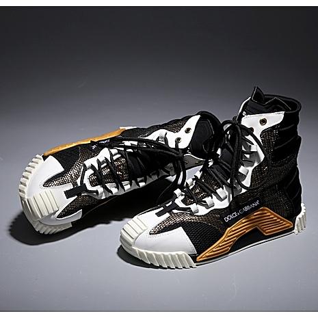 D&G Shoes for Men #427540