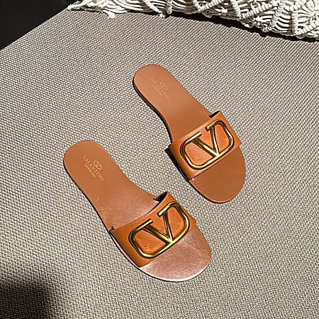 Valentino Shoes for VALENTINO Slippers for women #427576