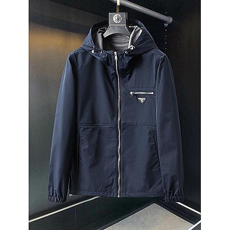 Prada Jackets for MEN #428502