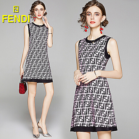 fendi skirts for Women #429692