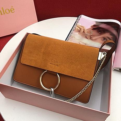 Chloe AAA+ Handbags #429710 replica