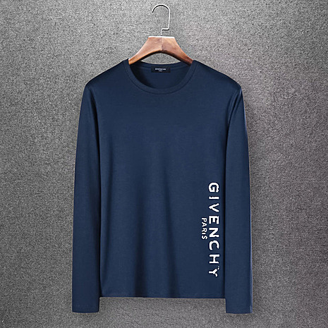 Givenchy Long-Sleeved T-shirts for Men #429992 replica