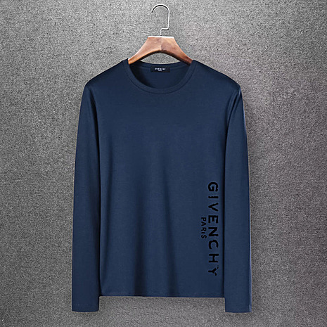 Givenchy Long-Sleeved T-shirts for Men #429993 replica