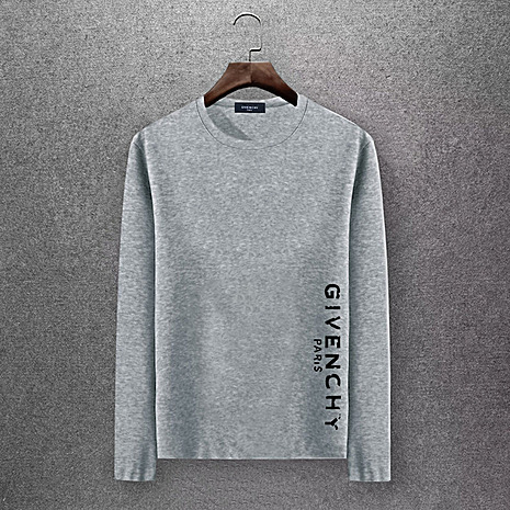 Givenchy Long-Sleeved T-shirts for Men #429994 replica