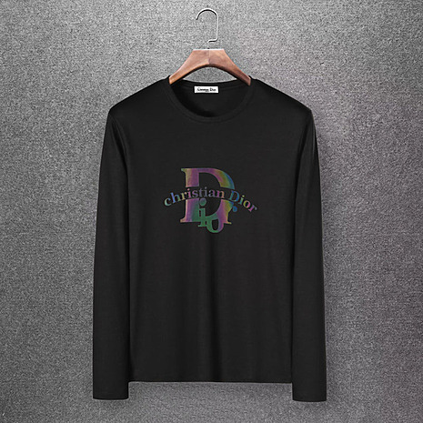 Dior Long-sleeved T-shirts for men #430154 replica