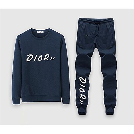 Dior tracksuits for men #430170 replica