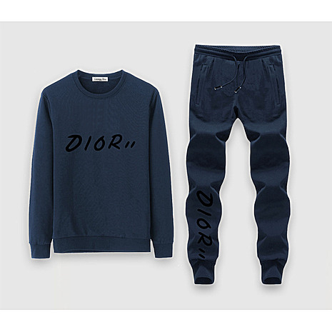 Dior tracksuits for men #430173 replica