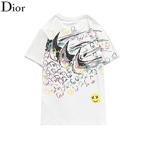 Dior T-shirts for men #430209 replica