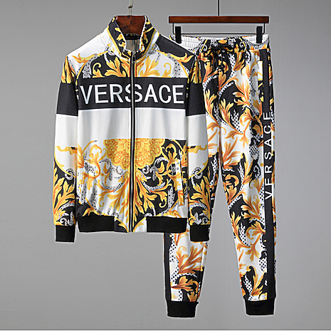 versace Tracksuits for Men #430222 replica