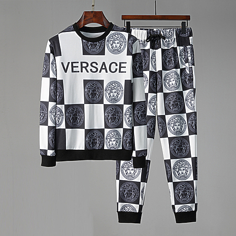versace Tracksuits for Men #430226 replica