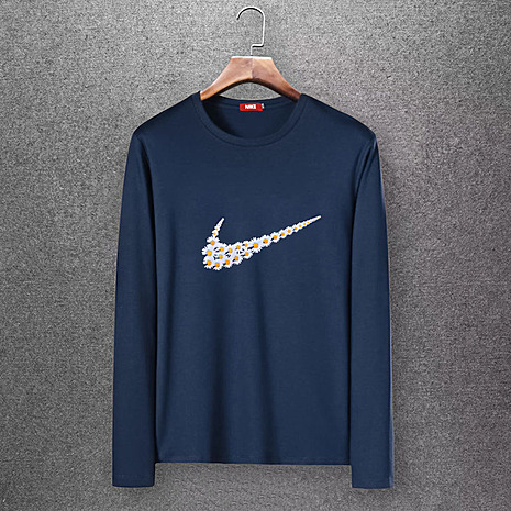 Nike long-sleeved T-shirt for men #430240 replica