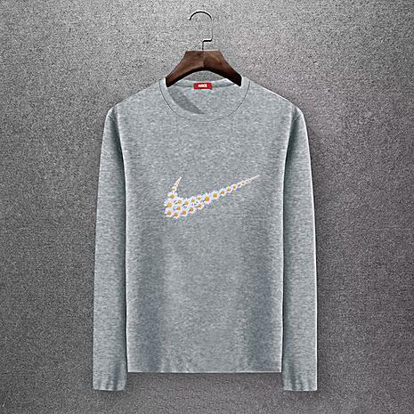 Nike long-sleeved T-shirt for men #430242 replica