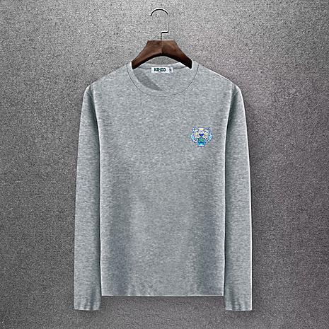 KENZO long-sleeved T-shirt for Men #430248 replica