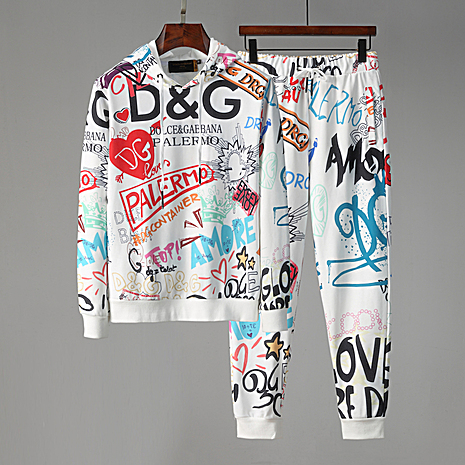 D&G Tracksuits for Men #430325 replica