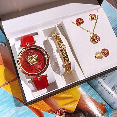 Versace Watches Sets 5pcs for women #430518 replica
