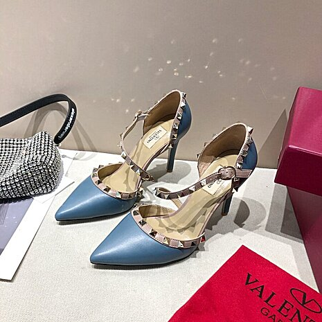 valentino 9.5cm high heeled shoes for women #430523 replica