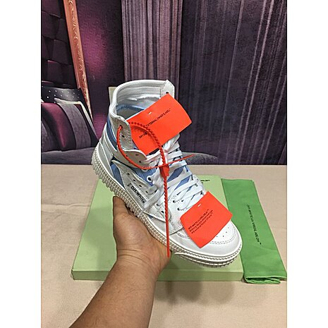 OFF WHITE shoes for men #430607 replica