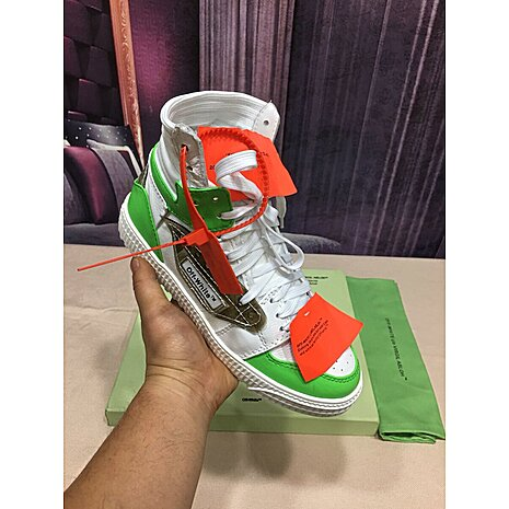OFF WHITE shoes for Women #430629 replica