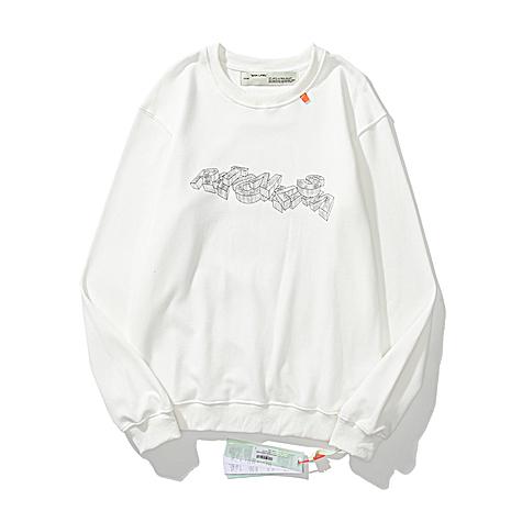 OFF WHITE Hoodies for MEN #430661 replica