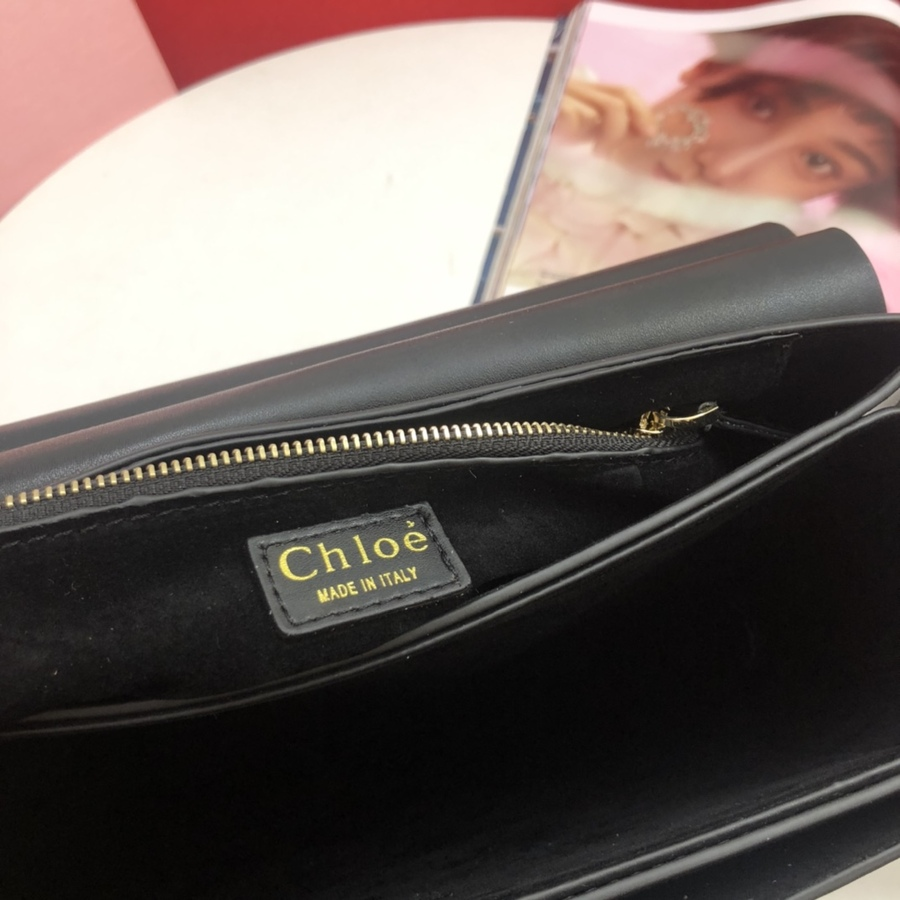 Chloe AAA+ Handbags #429705 replica
