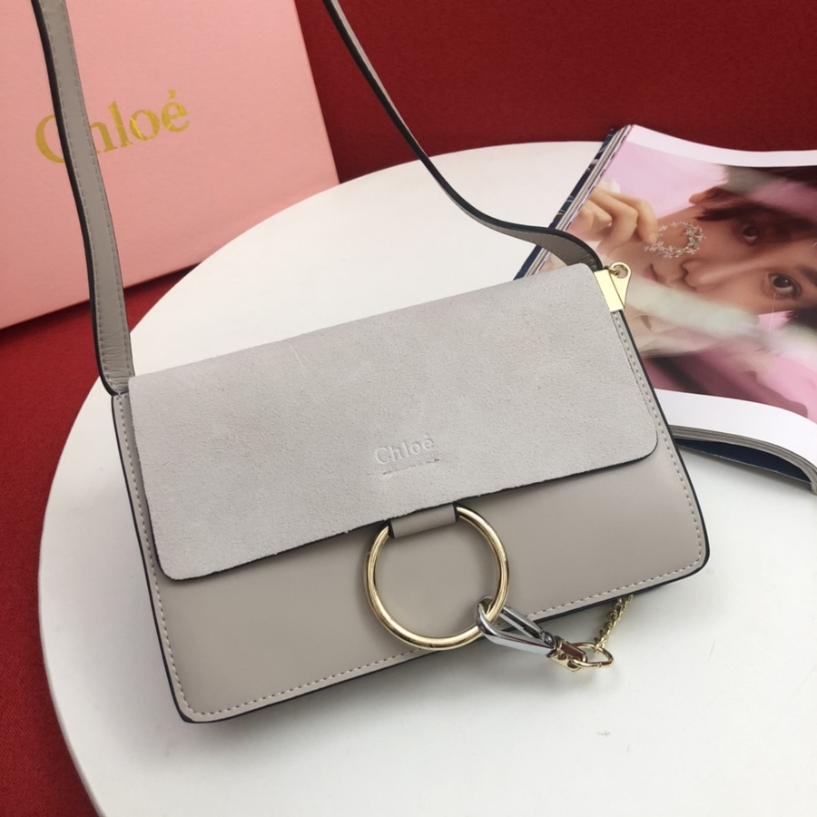 Chloe AAA+ Handbags #429707 replica