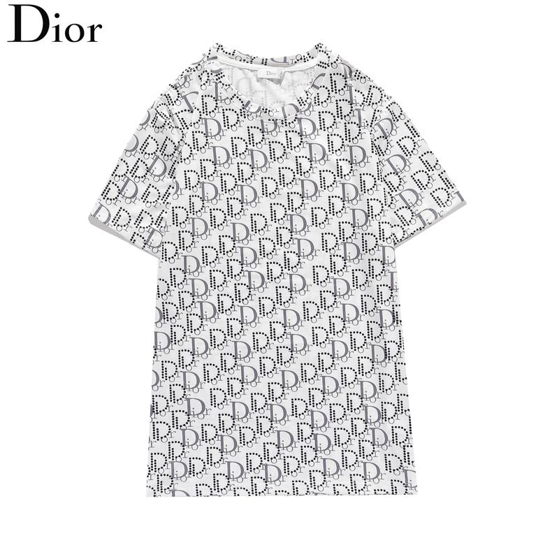 Dior T-shirts for men #430211 replica