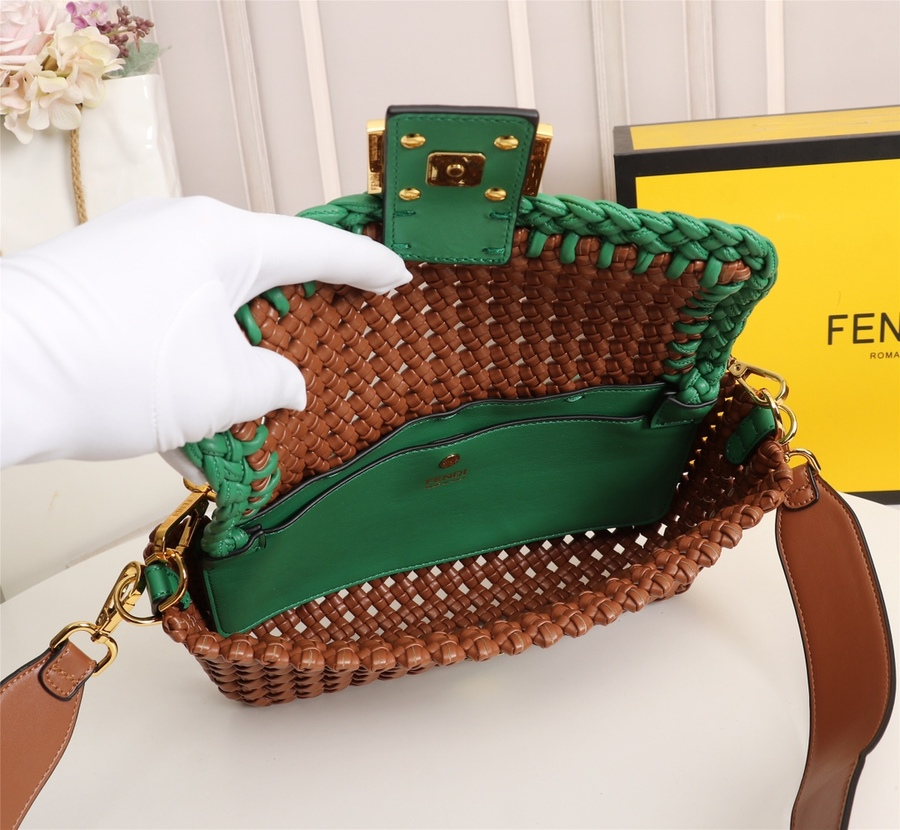Fendi AAA+ Handbags #430412 replica