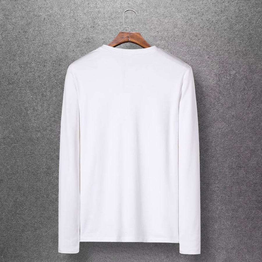Balenciaga Long-Sleeved T-Shirts for Men #430421 replica