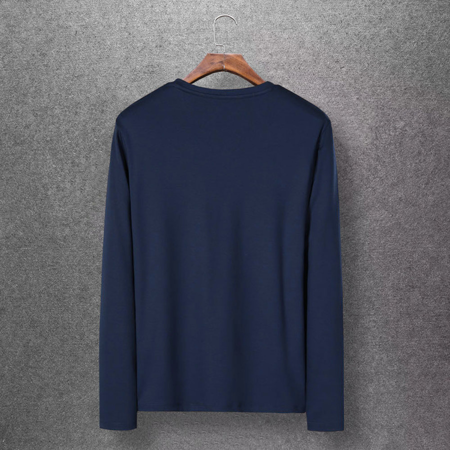 Balenciaga Long-Sleeved T-Shirts for Men #430436 replica
