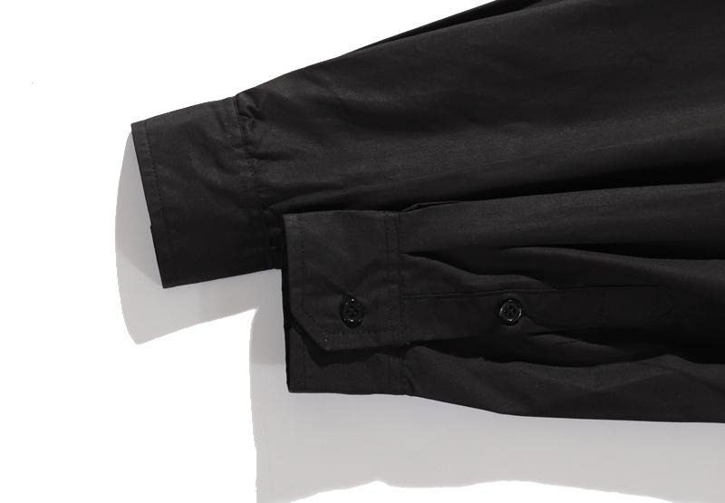 Balenciaga Shirts for Balenciaga Long-Sleeved Shirts for men #430463 replica