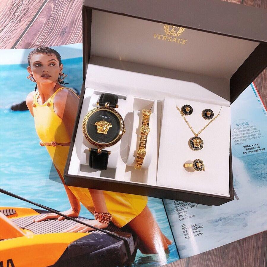 Versace Watches Sets 5pcs for women #430517 replica