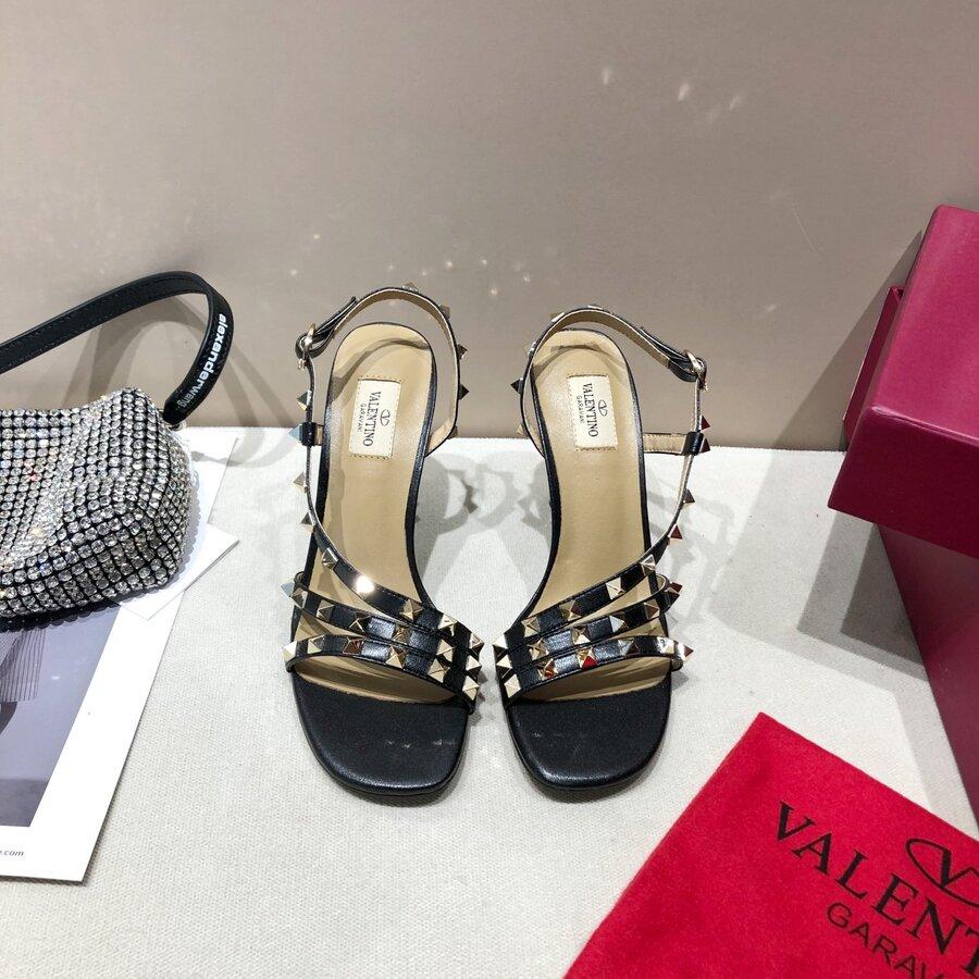 valentino 9.5cm high heeled shoes for women #430522 replica