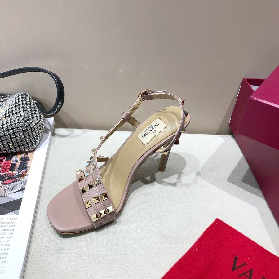 valentino 9.5cm high heeled shoes for women #430531 replica