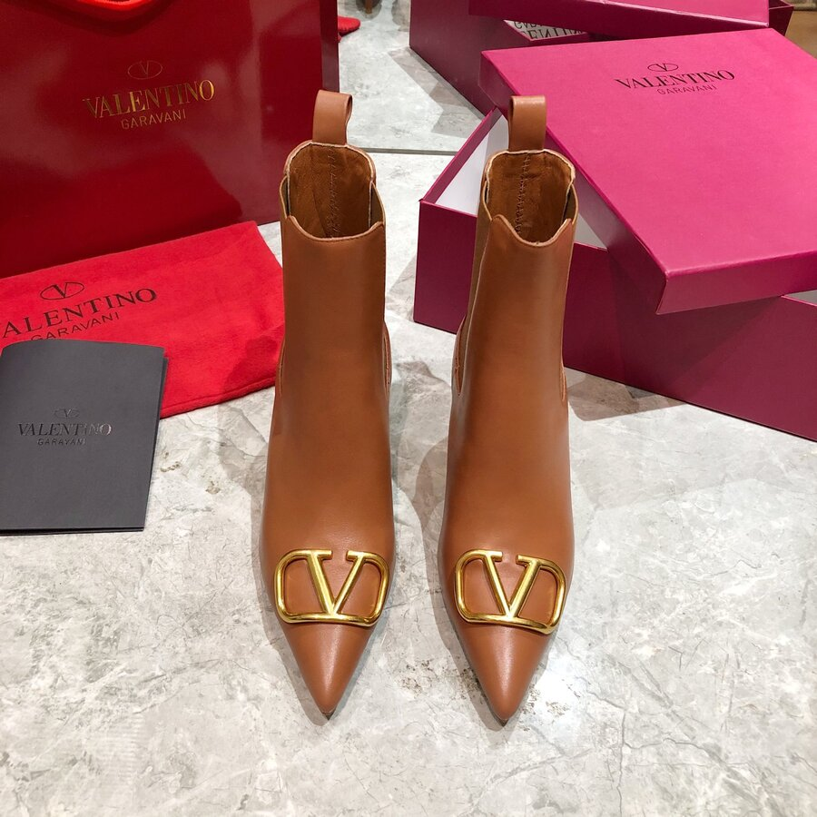 valentino 6.5cm High-heeled Boots for women #430533 replica