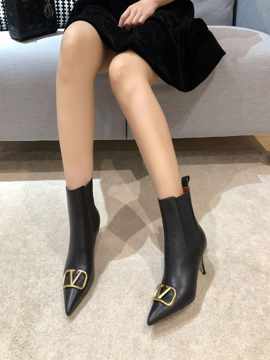 valentino 6.5cm High-heeled Boots for women #430534 replica