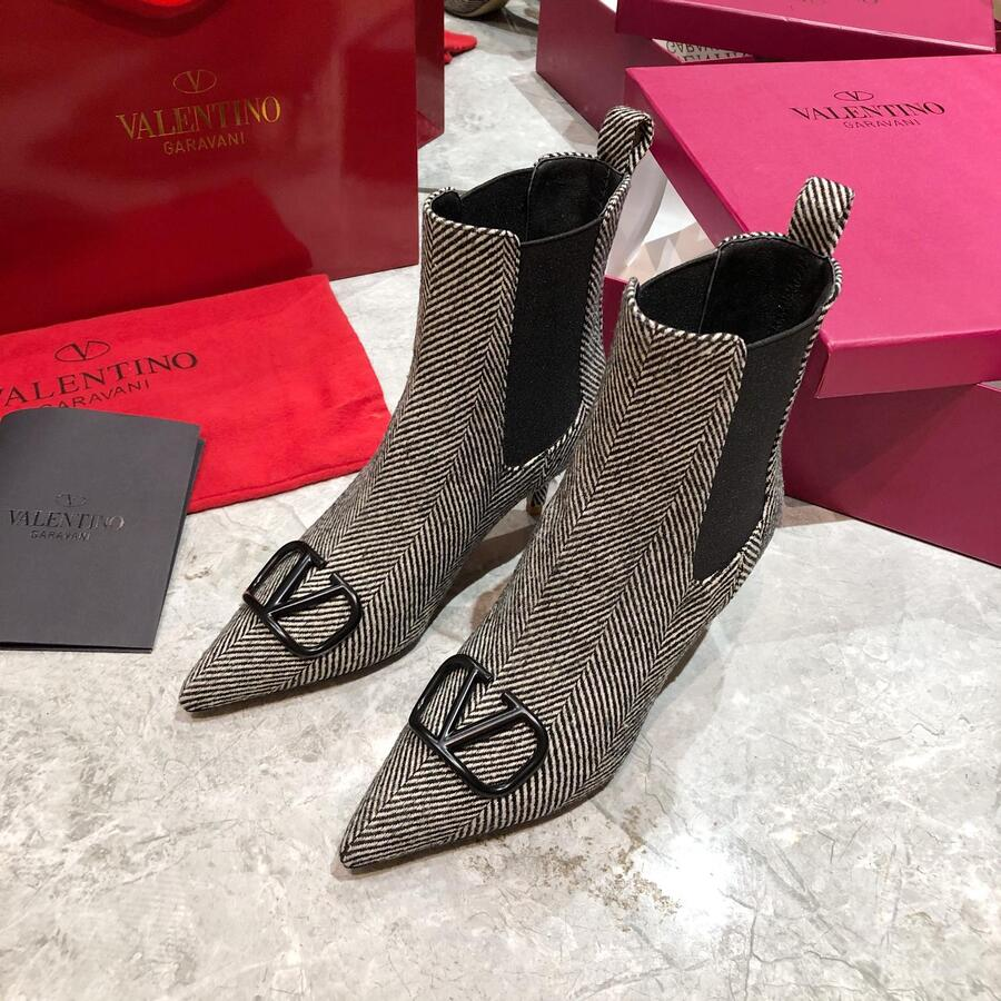 valentino 6.5cm High-heeled Boots for women #430536 replica