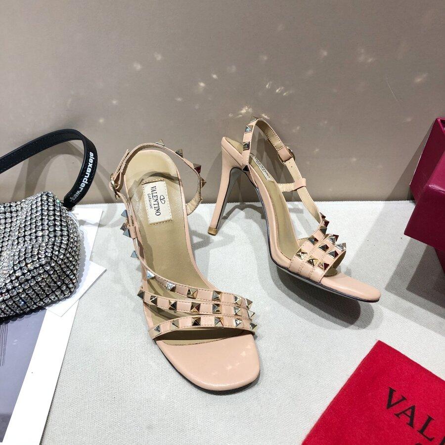 valentino 9.5cm high heeled shoes for women #430544 replica