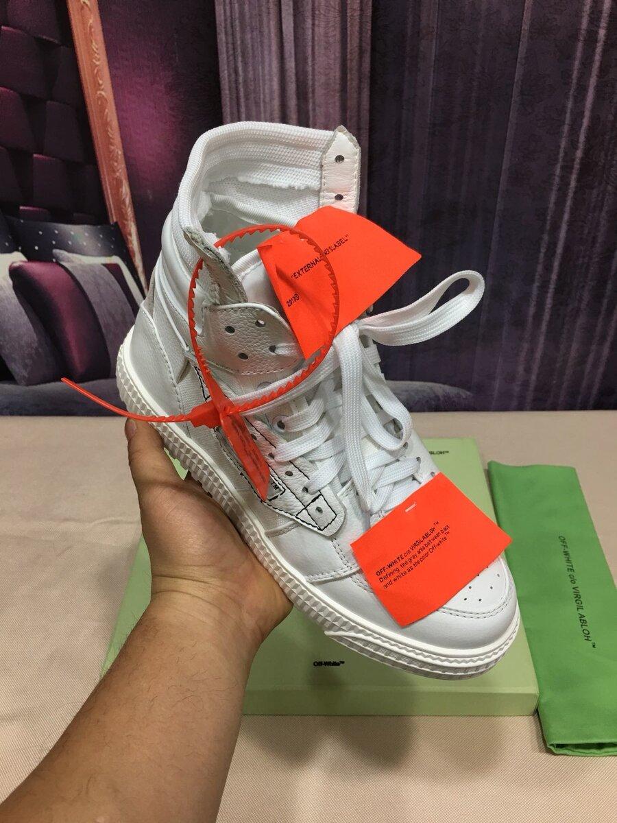 OFF WHITE shoes for men #430608 replica