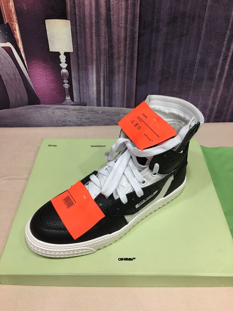OFF WHITE shoes for men #430611 replica