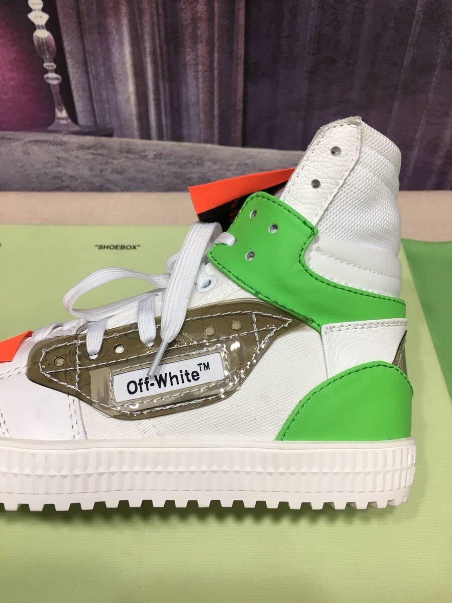 OFF WHITE shoes for men #430612 replica