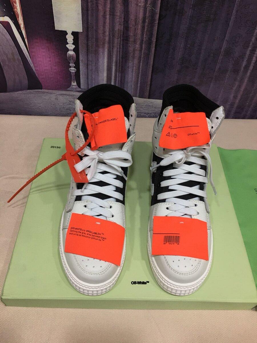 OFF WHITE shoes for men #430613 replica