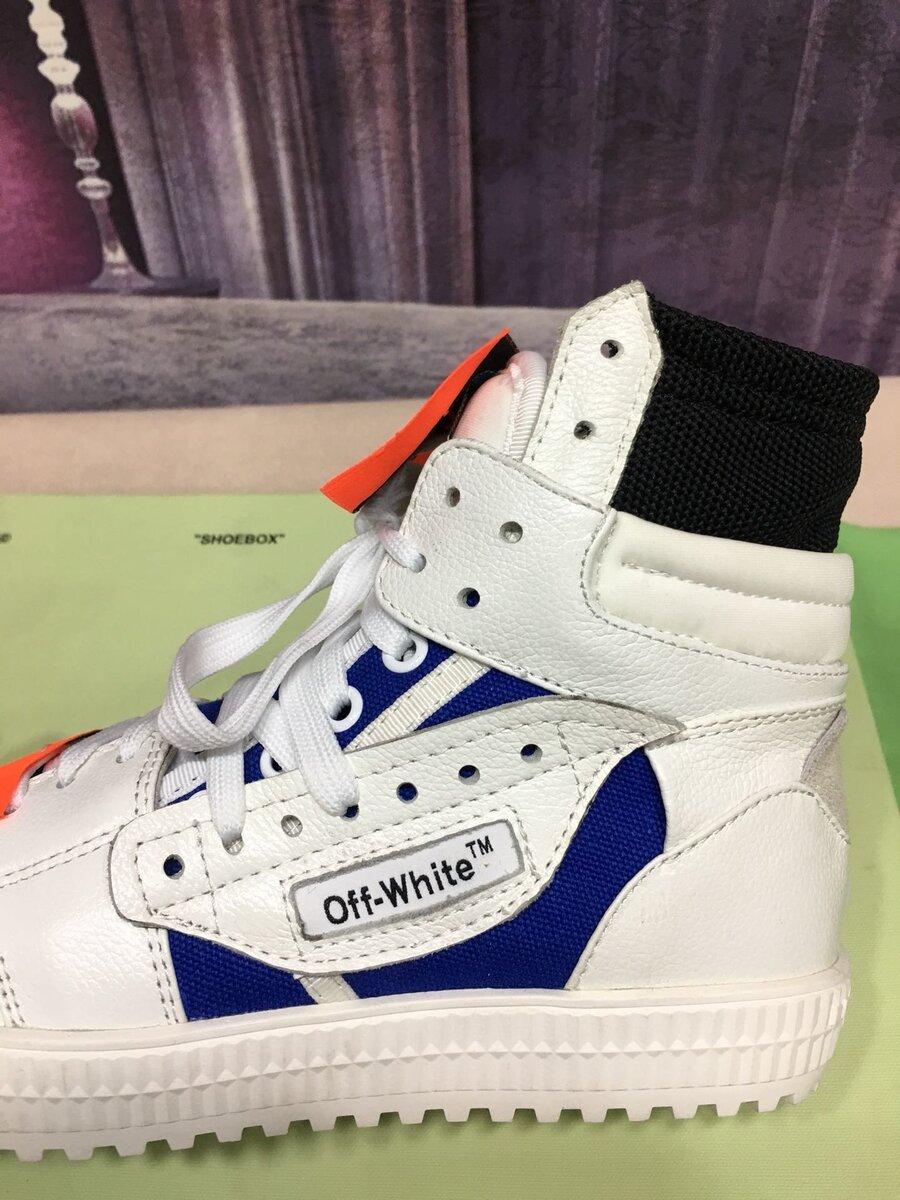 OFF WHITE shoes for men #430616 replica