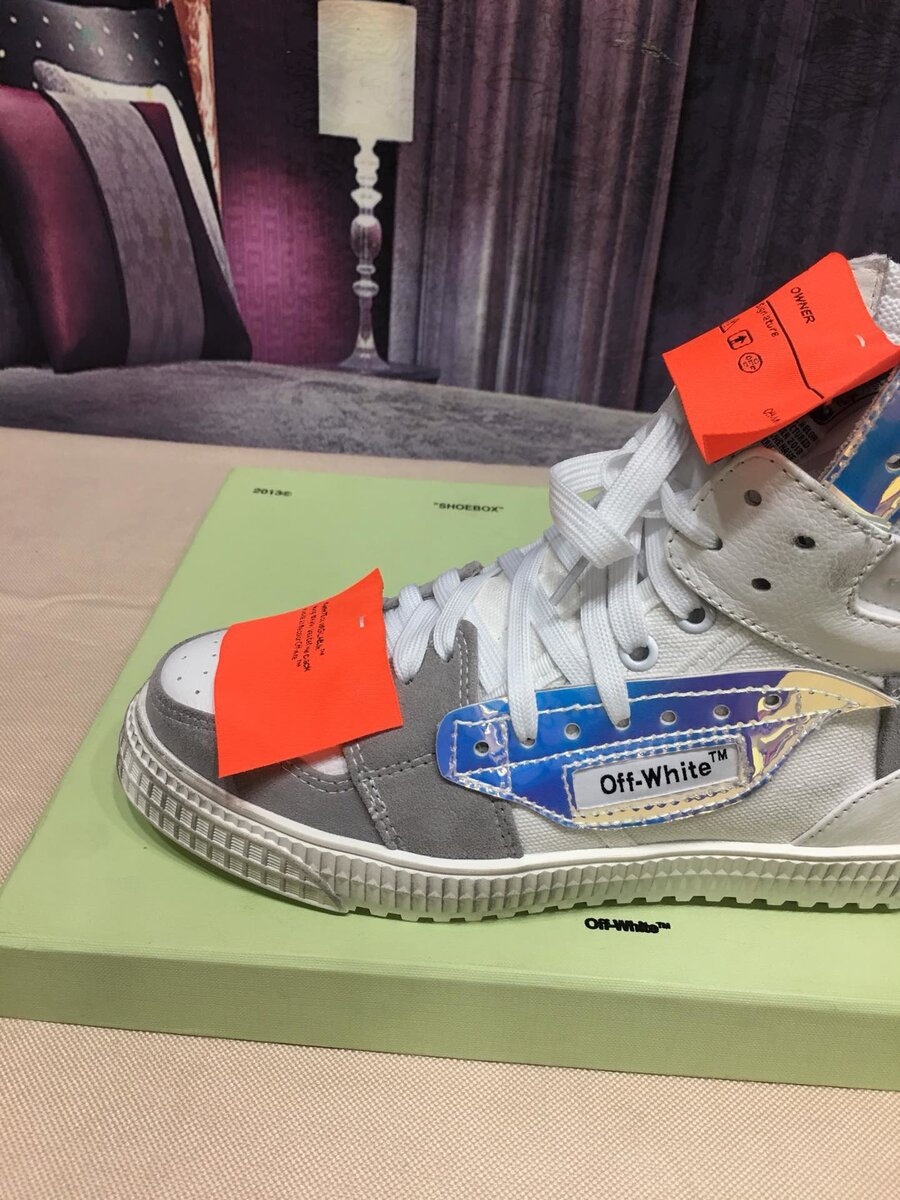 OFF WHITE shoes for men #430617 replica