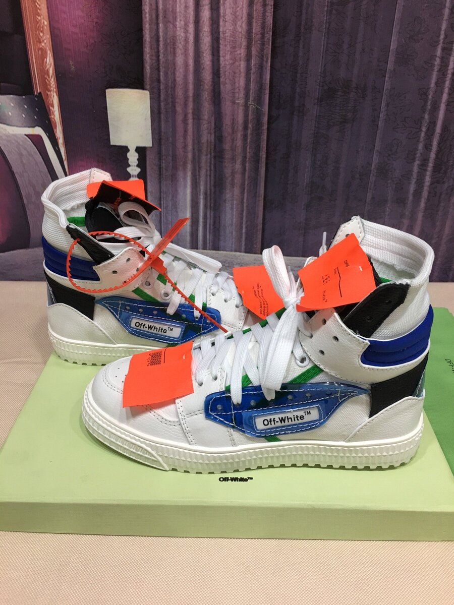 OFF WHITE shoes for men #430618 replica